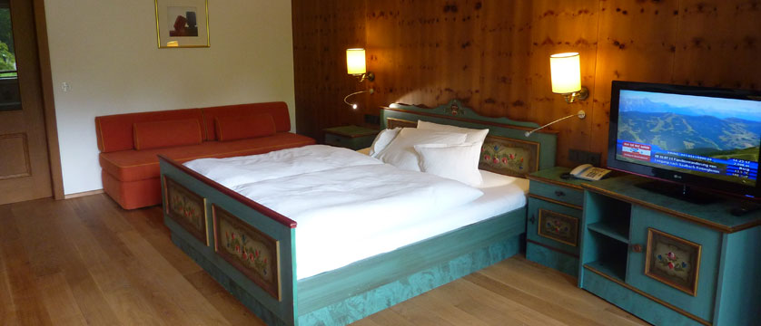 Gardenhotel Theresia, Hinterglemm, Austria - Bedroom.jpg
